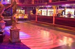 Sala de baile Imagen de archivo libre de regalías