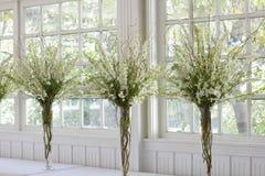 Sala de banquete do casamento Fotos de Stock
