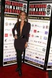 Sala de Caryn en la premier africana del festival de película de la cacerola de ?Layla?. Teatro de la plaza de Culver, ciudad de C Imagen de archivo