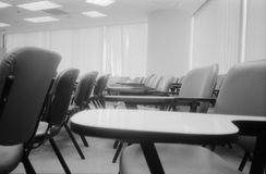 Sala de clase Foto de archivo