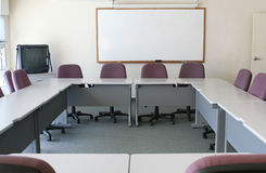 Sala de clase Imagen de archivo libre de regalías