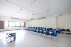 Sala de clase Fotografía de archivo libre de regalías