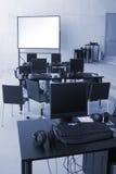 Sala de clase Foto de archivo libre de regalías