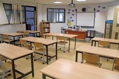 Sala de clase de la escuela Foto de archivo