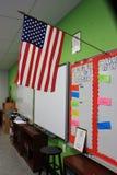 Sala de clase de la escuela primaria Foto de archivo libre de regalías