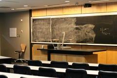 Sala de clase de la universidad de McGill foto de archivo