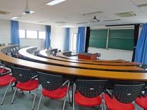Sala de clase vacía Fotografía de archivo