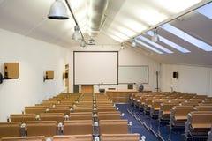 Sala de clase vacía Imagenes de archivo