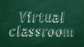 Sala de clase virtual