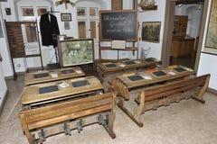 Sala de classe histórica Imagem de Stock
