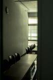 Sala de classe preto e branco Imagem de Stock