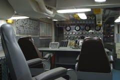 Sala de comando Fotografia de Stock