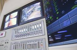 Sala de comando - central energética Fotos de Stock