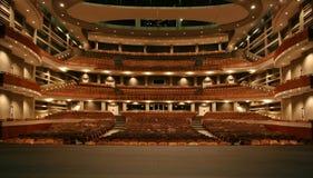 Sala de concertos Imagem de Stock Royalty Free
