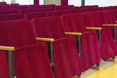 Sala de concertos Fotos de Stock Royalty Free