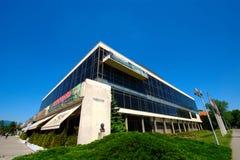Sala de concertos de Lisinski, Zagreb, Croácia Fotos de Stock