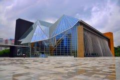 Sala de concertos de Shenzhen Fotos de Stock Royalty Free