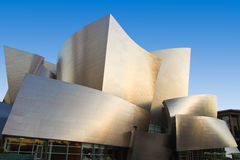 Sala de concertos de Walt Disney Foto de Stock