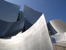 Sala de concertos de Walt Disney em Los Angeles Foto de Stock Royalty Free