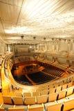 Sala de concertos do teatro grande nacional de China Fotos de Stock Royalty Free