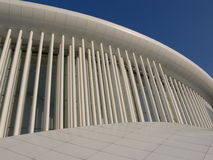 Sala de concertos luxembourg fotos de stock royalty free