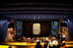 Sala de concertos, orquestra Musical para sempre posteres imagem de stock