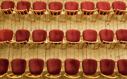 Sala de conciertos imagen de archivo libre de regalías