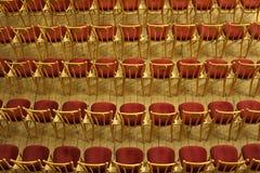 Sala de conciertos foto de archivo libre de regalías