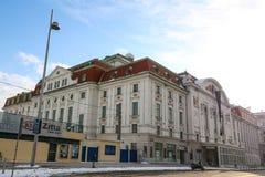 Sala de conciertos de Viena Imagenes de archivo
