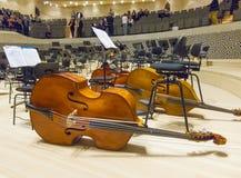 Sala de conciertos de Elbphilharmonie Fotografía de archivo