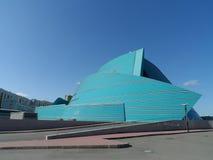 Sala de conciertos Kazajistán Imagenes de archivo