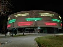 Sala de conciertos de Palanga Imagen de archivo