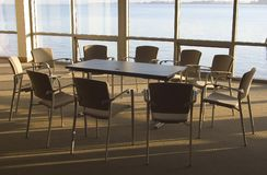 Sala de conferências #3 fotografia de stock