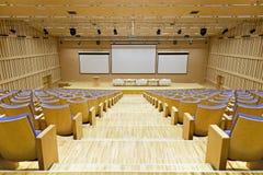 Sala de conferências Imagens de Stock Royalty Free
