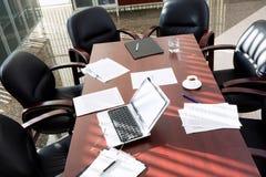 Sala de conferências Imagem de Stock