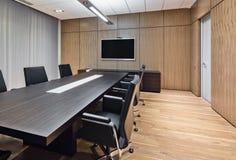 Sala de conferências moderna Imagem de Stock