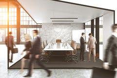 Sala de conferências, pessoa Imagens de Stock