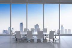 Sala de conferências vazia Fotografia de Stock Royalty Free