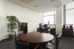 Sala de conferências vazia Imagem de Stock