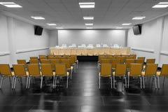 Sala de conferências vazia fotos de stock
