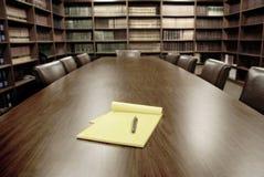 Sala de conferencias de la oficina Imagen de archivo libre de regalías
