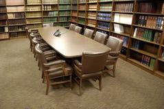 Sala de conferencias de la oficina fotografía de archivo