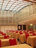 Sala de conferencias vacía Foto de archivo libre de regalías
