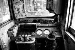 Sala de control Imagenes de archivo