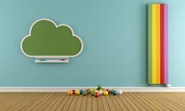 Sala de criança Imagens de Stock