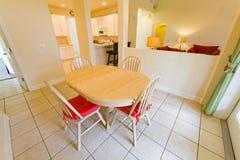Sala de desayuno Imagen de archivo