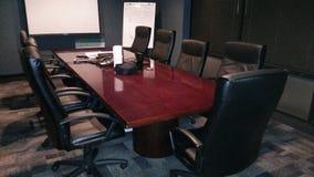 Sala de direção principal Foto de Stock Royalty Free