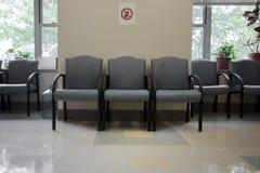 Sala de espera Foto de Stock Royalty Free