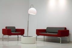 Sala de espera Imagenes de archivo