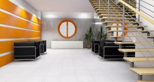 Sala de espera Fotos de Stock Royalty Free